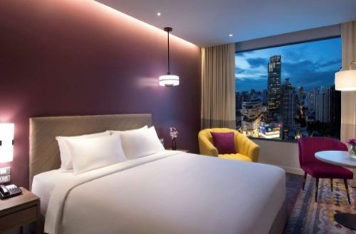 Mercure Bedroom 1